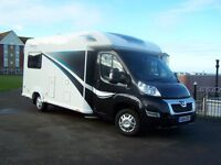 2014 Peugeot Boxer Bailey Approach Autograph 625 HDi 130 Motorhome