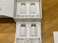 £290 Tado Smart Radiator Thermostat - Quattro Pack - Vertical Mounting