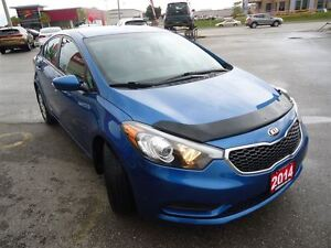 2014 Kia Forte 1.8L LX / NOT A RENTAL / *AUTO* Cambridge Kitchener Area image 7