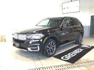 2014 BMW X5 35i+Groupe premium+Groupe phare au del+cuir dakota