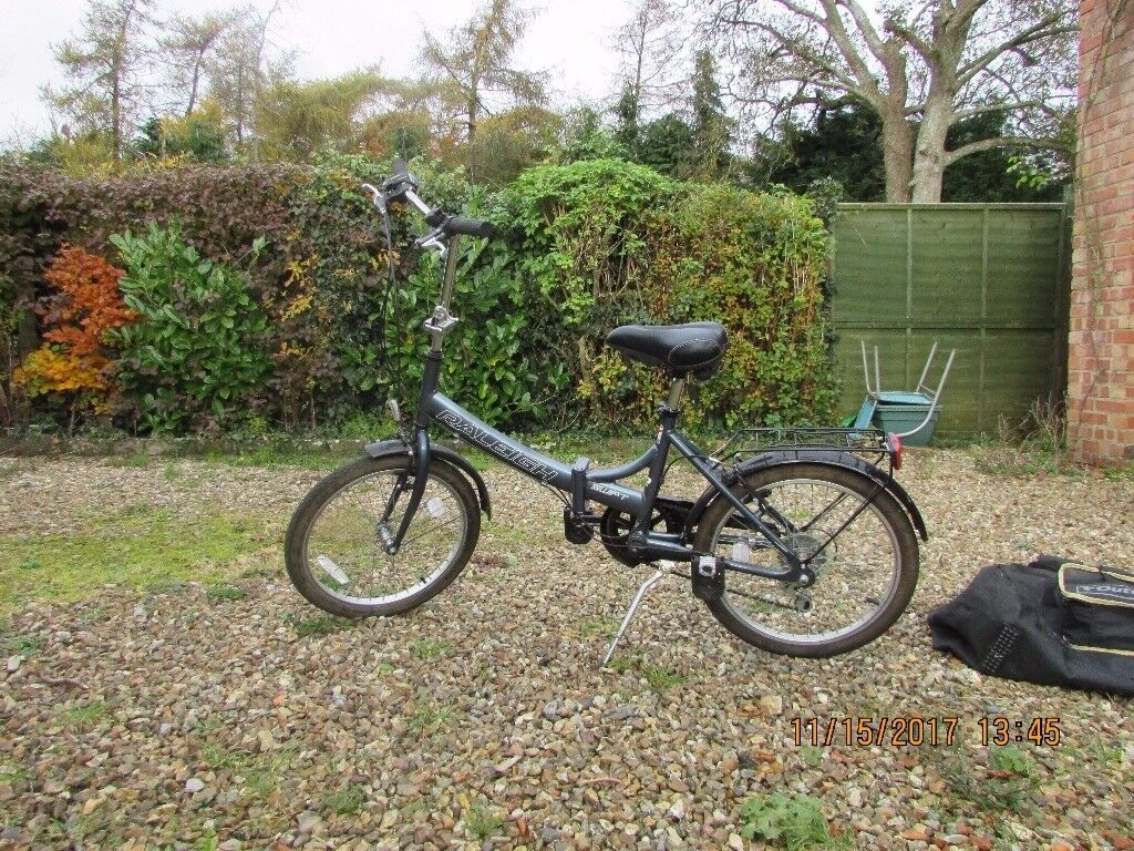 Folding bicycle Raleigh Swift