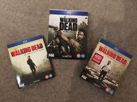 Walking Dead Series 1-6 on Blu Ray