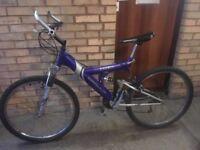 Cheap mountain bike for sale Apollo Excel