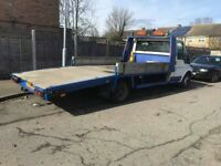 RECOVERY TRUCK 2.4 DIESEL !! NEW ENGINE REPLACE IT ONLY 100.000 ON THE CLOCK PX .!!