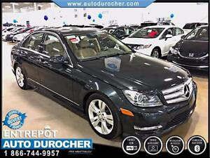 2012 Mercedes-Benz C-Class C300 LIMITED PACKAGE TOIT OUVRANT