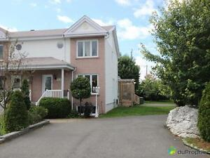 167 000$ - Jumelé à vendre à Drummondville (St-Nicéphore)