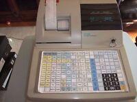 SAM4S ER-5100 CASH REGISTER TILL USED IN EXCELLENT CONDITION