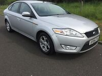 2009 FORD MONDEO 1.8TDCI Ex police car