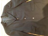 """Hugo Boss 'Rossellini' Dark Navy Men's Blazer (40""""R/42""""R) JUST REDUCED"""