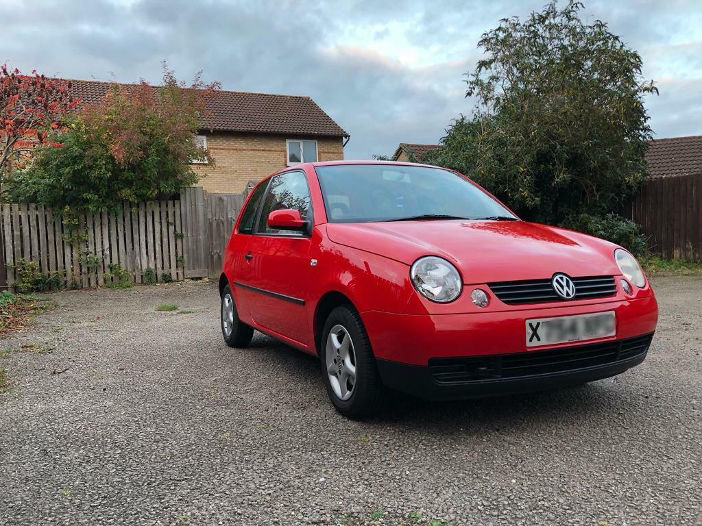Volkswagen Lupo 1.0 litre low milage