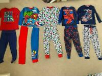 Bundle of 6 Jumpers and 5 Joggers 10 year old BOY