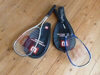 Wilson Squash Racquets
