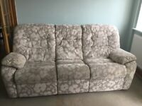 1 or 2 G-Plan 3 seater sofas