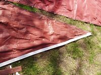 SET OF SAILS SUITABLE FOR 25FT YACHT