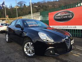 2011 61 Alfa Romeo Giulietta 2.0 jTDM 2 Lusso 5 Door 6 Speed Manual Turbo Diesel