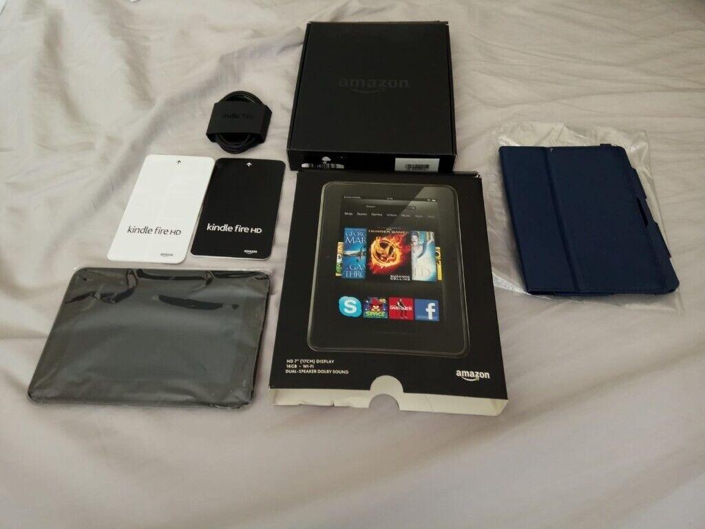 Amazon Kindle Fire HD (7') (17cm) | in Greenford, London | Gumtree