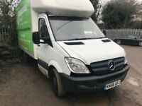 2008 MERCEDES SPRINTER 311 CDI LWB CC (MANUAL DIESEL)