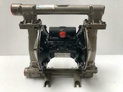 Graco Husky 1050 Stainless Steel 1 Air Operated Double Diaphragm Transfer Pump