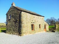 DETACHED, PEACEFUL 2 BEDROOMS COTTAGE IN THE EDEN VALLEY, CUMBRIA