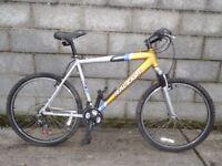 mens bike raleigh 26 ''