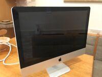 "Apple iMac 21.5"" screen 1TB memory 4K Ram and CD r/w"