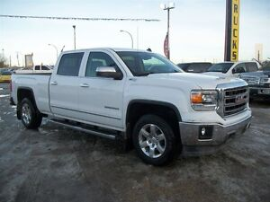 2014 GMC Sierra 1500 SLT Leather Navigation Loaded Price Reduced