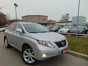 2010 Lexus RX 350 TOURING NAVIGATION LEATHER SUNROOF AWD