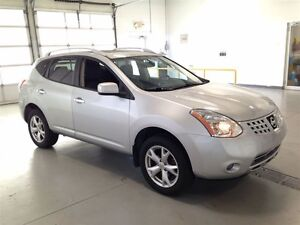 2010 Nissan Rogue SL| AWD| LEATHER| SUNROOF| BLUETOOTH| 86,060KM Kitchener / Waterloo Kitchener Area image 8