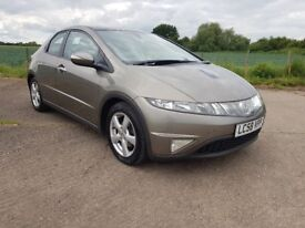 Honda Civic 2.2 ES Diesel Immaculate Condition ,Full Service history