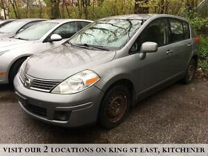 2007 Nissan Versa 1.8 S   YOU CERTIFY, YOU SAVE