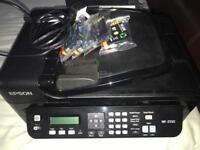Epson Printer wi-fi