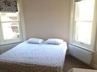 double room with double bed, large single room, available now, couples or sharers, good location,
