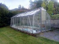 Greenhouse Green House 5m X 2.25m