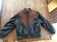 Woamn's Real Leather Jacket