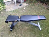 York Weight Bench
