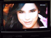 TV LG LCD FLAT SCREEN 37IN