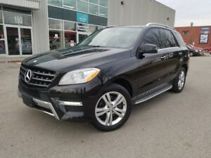 2013 Mercedes Benz M-Class ML 350 BlueTEC 4MATIC NO ACCIDENTS