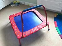 Galt trampoline