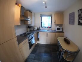 Double Bedroom to Rent in City Centre, 2 Bedroomed flat with private parking.
