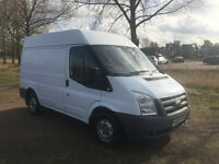 FORD TRANSIT 2.2 TDCI 2009 - SHORT WHEEL BASE / MED ROOF - DRIVES VERY WELL - NO VAT!!!!!!!!!!!!!!!