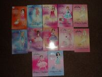 bundle of tiara club books - girls - childrens