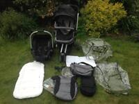 3 in 1 Travel System