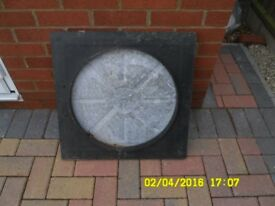 CLARKES DRAIN COVERS x 3