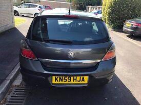 Vauxhall Astra Life A/C, 1.6, manual, Petrol, 2009, NEW MOT