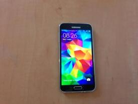 Samsung Galaxy S5, unlocked 16 GB, fully working, android phone