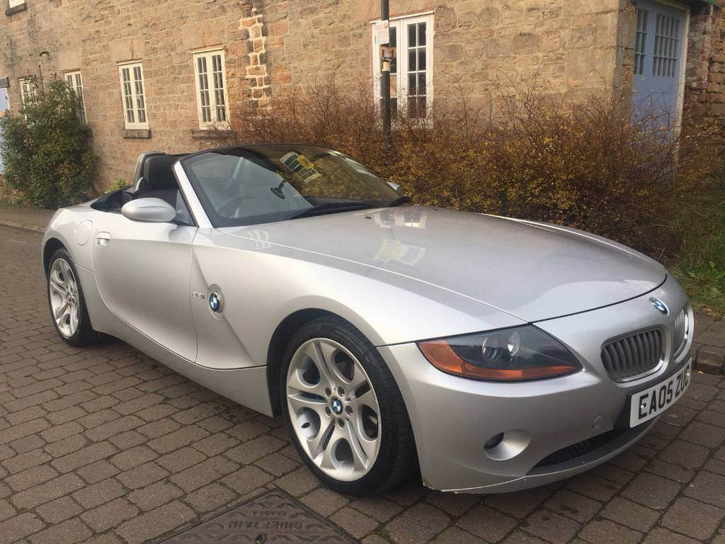 Bmw Z4 2 2 Ise Cabriolet Low Mileage Full Service History
