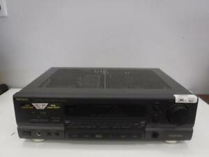 Technics A/V Stereo Receiver. We sell used Home Audio Receiver.  3173 Je619404