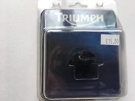 Triumph Street Triple CNC Machined Oil Filler Cap.