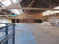 New Workshops, Studios and Storage from £500/Month   BS2 Location   Rolling Contracts
