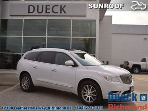 2016 Buick Enclave Leather  Moonroof  - Accident Free